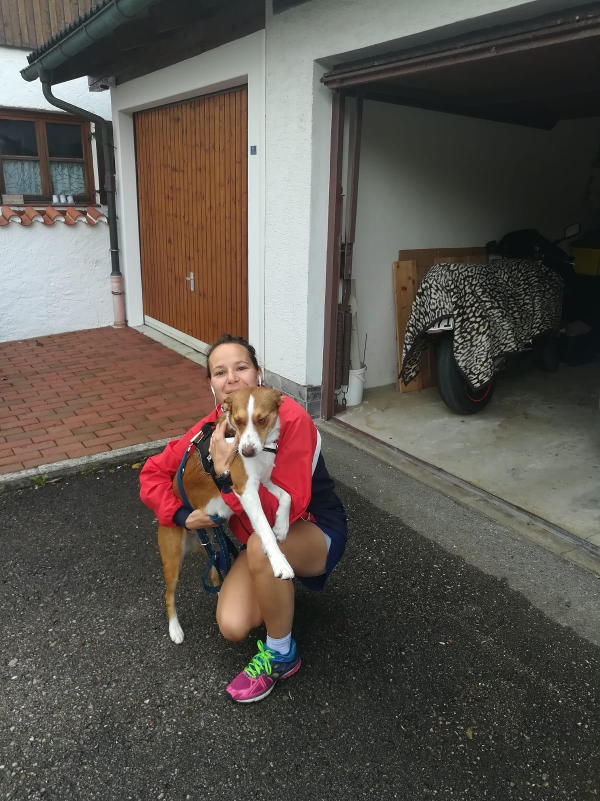 KiKu still goes olympia - Laufen