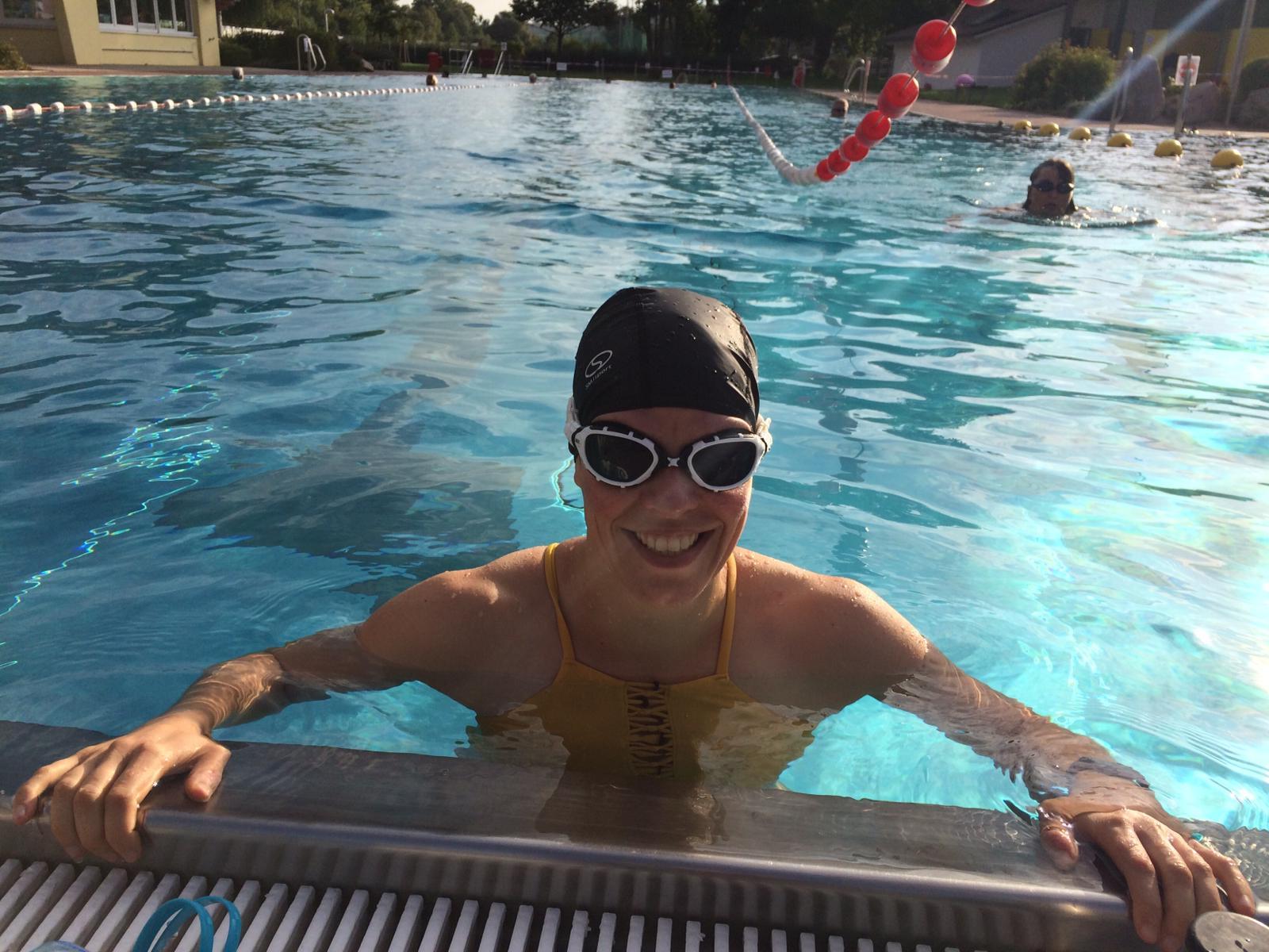KiKu still goes olympia - Schwimmen